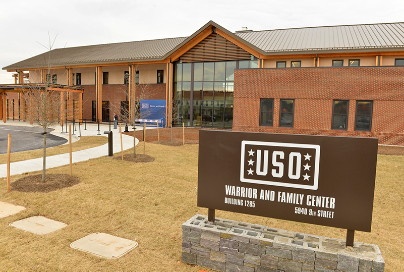 USO Fort Belvoir